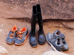 2016-09-p02-narrows-mjl-002 (Mike Legeros) Tags: ut utah zion zionnationalpark narrows river slotcanyon swiftwater wetfeet watchyourstep