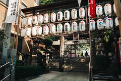 DSC_4540 (Excessive photons) Tags: japan fukuoka trip travel lifestyle beauty aesthetic mall aeon lighting night cityscape neon nikku desu garden shrine temple