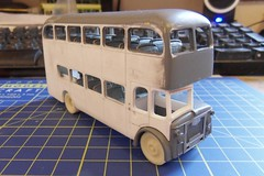 84 Glasgow Front (Calum Melrose) Tags: calum melrose leyland titan alexanders 176 scratch build sunrise models glasgow corporation gct ect scotland edinburgh lothian buses