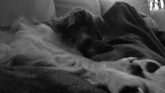 Quiet Moments (MDawny72) Tags: dog mustlovedogs itsadogslife mydog blackandwhite moments sweet october 2016 furbaby furry furtales