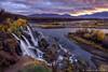 Fall Creek Falls at Sunrise (James Neeley) Tags: fallcreekfalls idaho swanvalley sunrise hdr 2ev jamesneeley