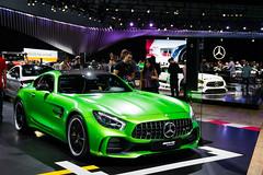 Track Weapon (Noah L. Photography) Tags: mercedesamg mercedes amg gt r green car sportscar supercar german laautoshow los angeles