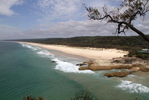 Nineteen Mile Beach Straddie 2