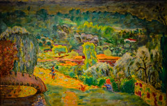 Pierre Bonnard - A Spring Landscape, 1935 at National Gallery of Art - East Wing - Washington DC (mbell1975) Tags: washington districtofcolumbia unitedstates us pierre bonnard a spring landscape 1935 nga national gallery art museum museo muse musee muzeum museu musum mze finearts fine arts gallerie beauxarts beaux galleria eastwing east wing washingtondc dc usa america painting impression impressionism impressionist french