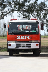 DNB  22 (ambodavenz) Tags: nissan condor pleasant point engineering rural fire tanker hinds party mid canterbury new zealand