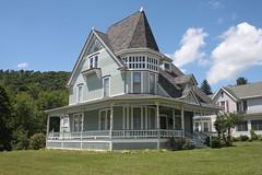 Victorian, Tidioute, PA (joseph a) Tags: victorian victorianhouse tidioute pennsylvania