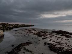 Breakwater (astielau) Tags: damp himmel mole