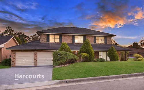 20 Kullaroo Avenue, Castle Hill NSW 2154