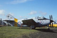 Gannet T.2 (Pentakrom) Tags: midland air museum baginton coventry fairey gannet xa508 royal navy