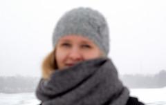 Leena (Poupetta) Tags: leena blurry tölöviken