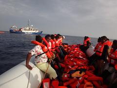 DSC02699 (Brainbitch) Tags: seawatch refugees safepassage mediterranen flüchtlinge menschenrechte humanrights libyen libya mittelmeer