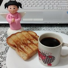 #coffee #cafe #angel #coldporcelain #biscuit (adrianademedeiros1) Tags: angel coffee biscuit cafe coldporcelain