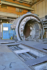 Black Hole (jgurbisz) Tags: jgurbisz vacantnewjerseycom abandoned nj newjersey navalairwarfarecenter nawcad trenton timemachine jet engine testing