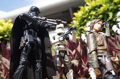 Star Wars Black Series - Imperial Hovertank Pilot (Marco Hazard) Tags: star wars black series rogue one imperial hovertank pilot stormtrooper jyn erso