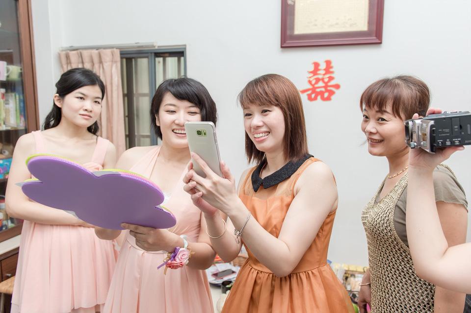 台南婚攝 婚禮紀錄 情定婚宴城堡 C & M 035