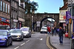 Marygate, Berwick-upon-Tweed, Northumberland (Baz Richardson (catching up again!)) Tags: northumberland berwickupontweed marygate townwalls streets streetscenes