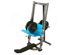 vertical squat machine