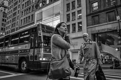 Fifth Avenue (Roy Savoy) Tags: bw blackandwhite streetphotography street nyc people roysavoy newyorkcity newyork blacknwhite streets streettog streetogs ricoh gr2 candid flickr explore candids city photography streetphotographer 28mm nycstreetphotography gothamist tog mono monochrome flickriver snap digital monochromatic blancoynegro