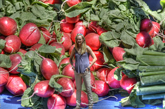 Any Questions? (swong95765) Tags: woman scale large science huge reality mystical radish possibilities
