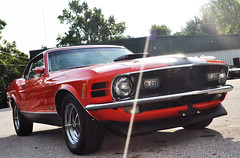 "1970 Ford Mustang Mach 1 • <a style=""font-size:0.8em;"" href=""http://www.flickr.com/photos/85572005@N00/20086007823/"" target=""_blank"">View on Flickr</a>"