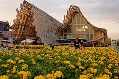"""Expo 2015 Milano - China pavilion (Davide """"Dodo"""" Oliva) Tags: china milan expo milano pavilion padiglione expo2015"""