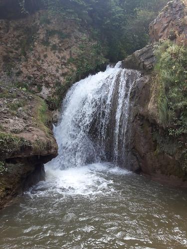 'Honey waterfalls' in Karachay-Cherkessia