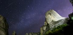 Meteora at Night (phikapphil) Tags: rock night stars greek star nikon sandstone formation greece astrophotography meteora kalambaka d7100