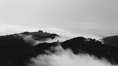 Paysage (rapetout14) Tags: sky white black france montagne landscape noiretblanc nb nuages paysage pyrnes midipyrnes croixblanche arrodets