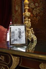 Mabel and friend on board. (ktmqi) Tags: house art tampabay florida sarasota artmuseum ringlingmuseum cad'zan