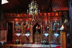 An old Greek monastry (sifis) Tags: light church greek nikon greece macedonia orthodox monastry 28300 epirus sakalak d700
