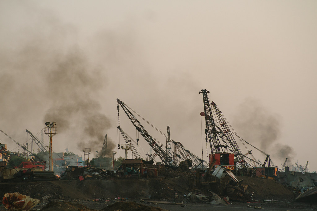 The World's most recently posted photos of india and shipbreaking