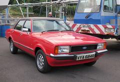 1977 Ford Cortina 2.0 Ghia (Spottedlaurel) Tags: ford cortina ghia mk4