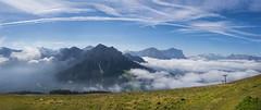 Sopra le nuvole (marypink) Tags: light sky mountains clouds montagne nuvole pov unescoworldheritage kronplatz dolomitidisesto plandecorones nikond800 nikkor1635mmf40