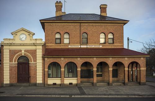 Creswick post office