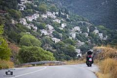 Pelion view (Valadis Kostas Papadopoulos, Volos) Tags: field bike landscape day stadium pelion portaria makrinitsa volos pilio valadis visitvolos koyukourava