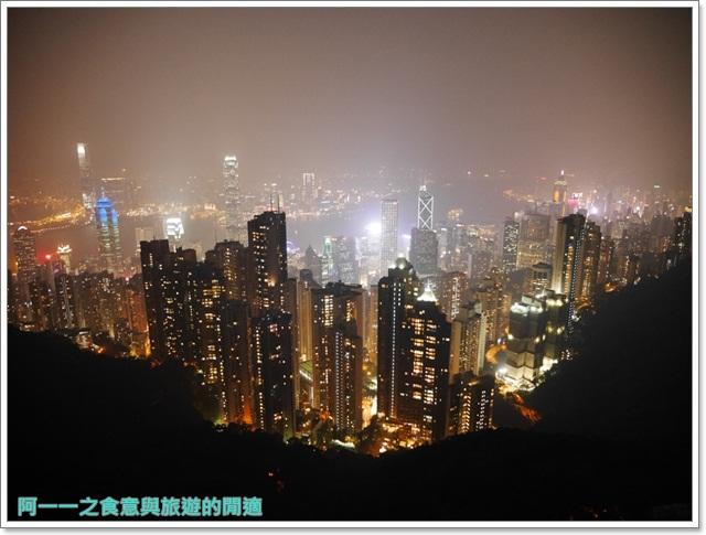 香港旅遊太平山夜景山頂纜車聖約翰座堂凌霄閣摩天台山頂廣場image078