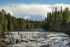 Dawson Fall 道森瀑布 (syue2k) Tags: park fall gray wells columbia british dawson provincial 不列顛哥倫比亞省 威爾斯灰色省立公園 道森瀑布