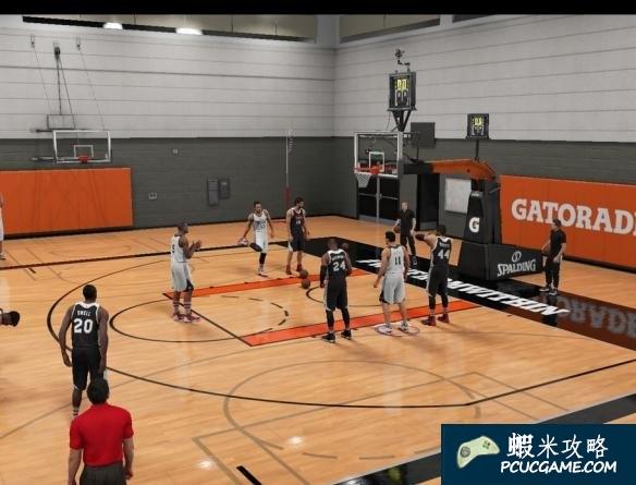 NBA 2K16MC模式訓練場得金要點分析攻略