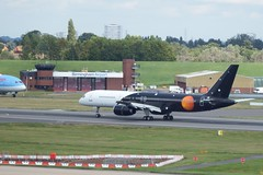G-ZAPX ~ 2015-09-20 @ BHX (04) (www.EGBE.info) Tags: airplane aviation birminghamairport planespotting boeing757 airplanepictures generalaviation bhx airplanephotos titanairways gzapx egbb aircraftpictures elmdonairport 20092015 aircraftpix cvtwings davelenton