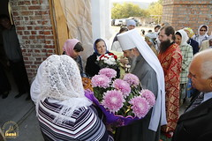 027. Patron Saints Day at the Cathedral of Svyatogorsk / Престольный праздник в соборе Святогорска