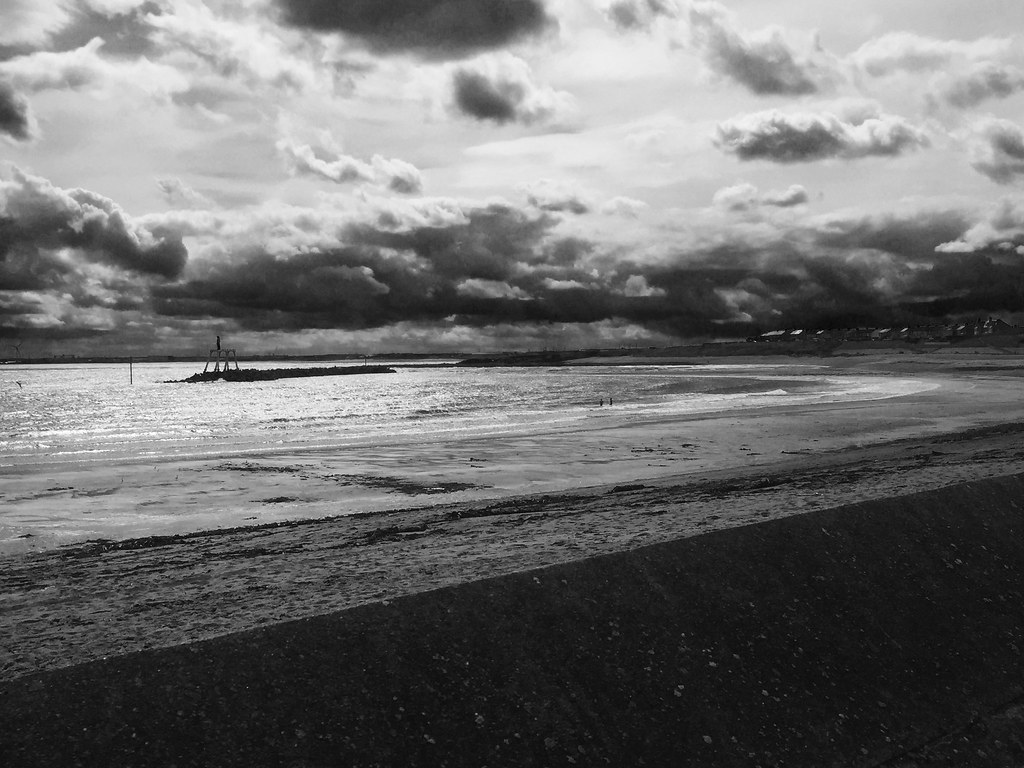 Newbiggin by the Sea, Northumberland