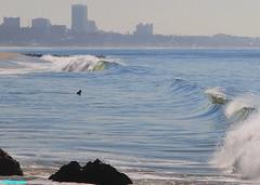 InBetween (mcshots) Tags: ocean california travel sea usa beach nature water fun coast surf waves stock surfing socal surfers breakers splash mcshots liquid combers losangelescounty