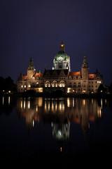 Rathaus Hannover (brunsebaer) Tags: hannover maschpark rathaushannover