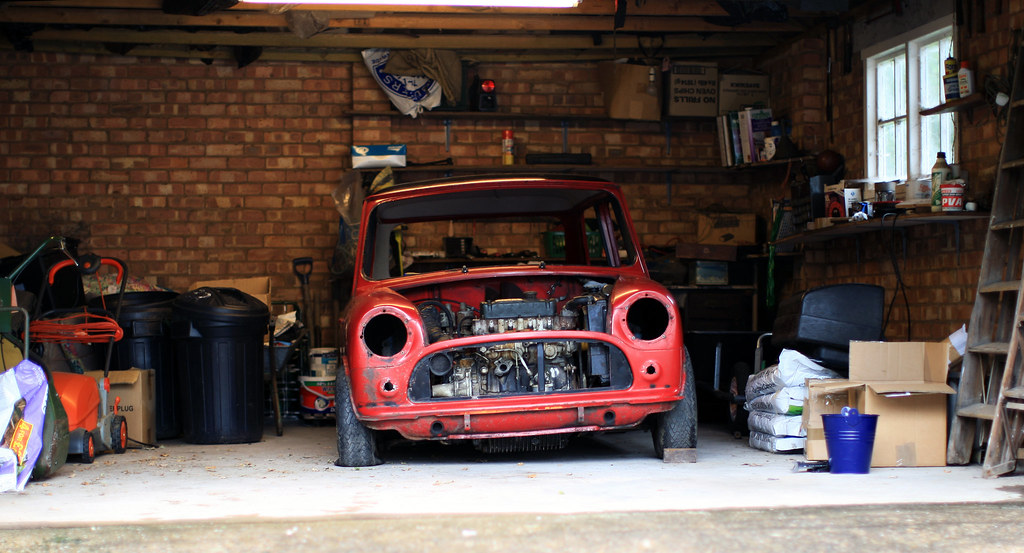 The world 39 s best photos of austin and coopers flickr for Garage mini monaco