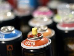 Kobra Paints (lars hammar) Tags: colors paint spraypaint kobra