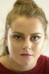 (DaveParryphotography) Tags: girls portrait people studio nikon makeup portraiture tungsten softbox 85mmf18 nikond7000
