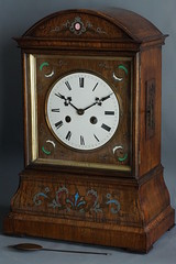 Winterhalder Twin Fusee Black Forest Bracket Clock (rustycog) Tags: black clock forest bracket twin fusee winterhalder