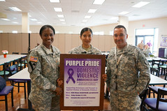 DSC00385 (U.S. Army Garrison - Miami) Tags: army coast force purple florida miami military air south families guard navy ceremony pride joe domestic walker violence marines kindness pao awareness prevention partnership doral garrison mcqueen southcom gentleness usag imcom fmwr