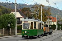 Sonderfahrt Graz (danielhak) Tags: graz sonder gterwagen strasenbahn