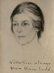 Clara Codd, c.1940s.